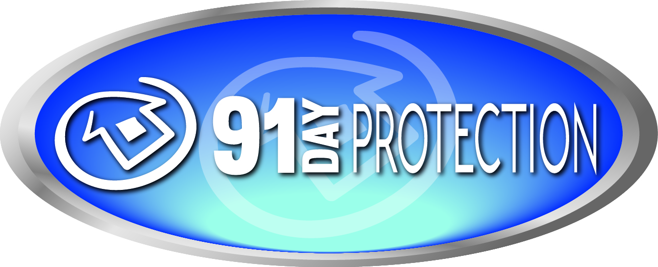 91-Day-Protection-Badge